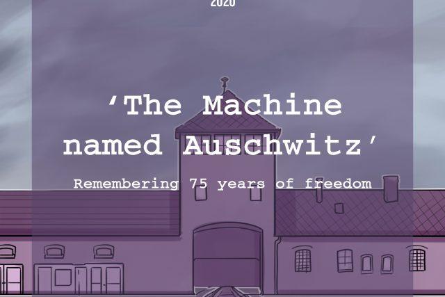 Auschwitz / Krakow visit 2020